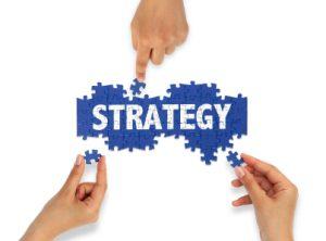 مشاور استراتژی