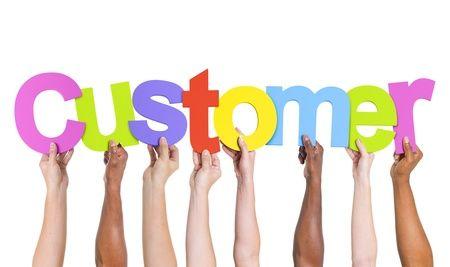 مشتری را خوب بشناسید