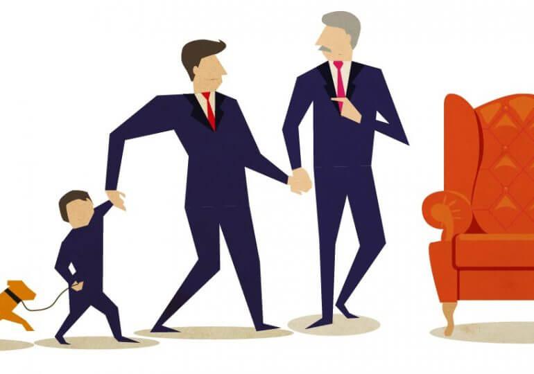 3دلیل شکست کسب وکار خانوادگی